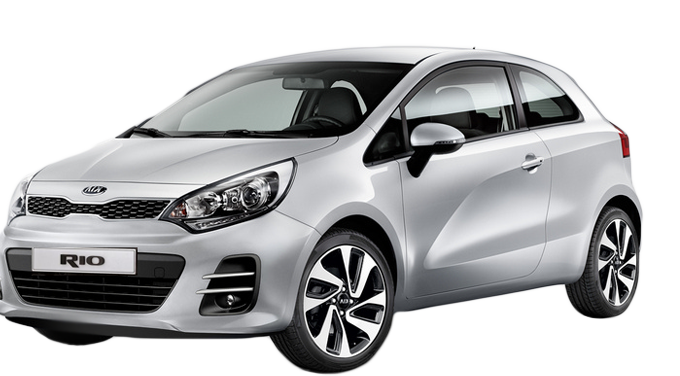 Rio Hatchback 3-door NEW main