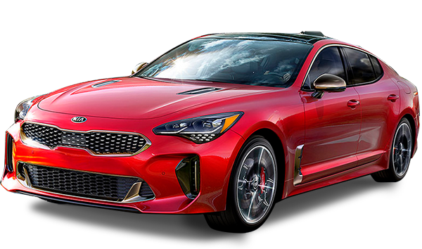Kia Stinger main ua