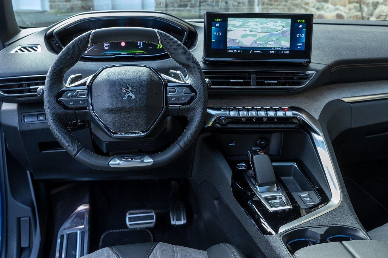 Новый PEUGEOT 3008: яркий дизайн, передовые технологии, современные системы  безопасности