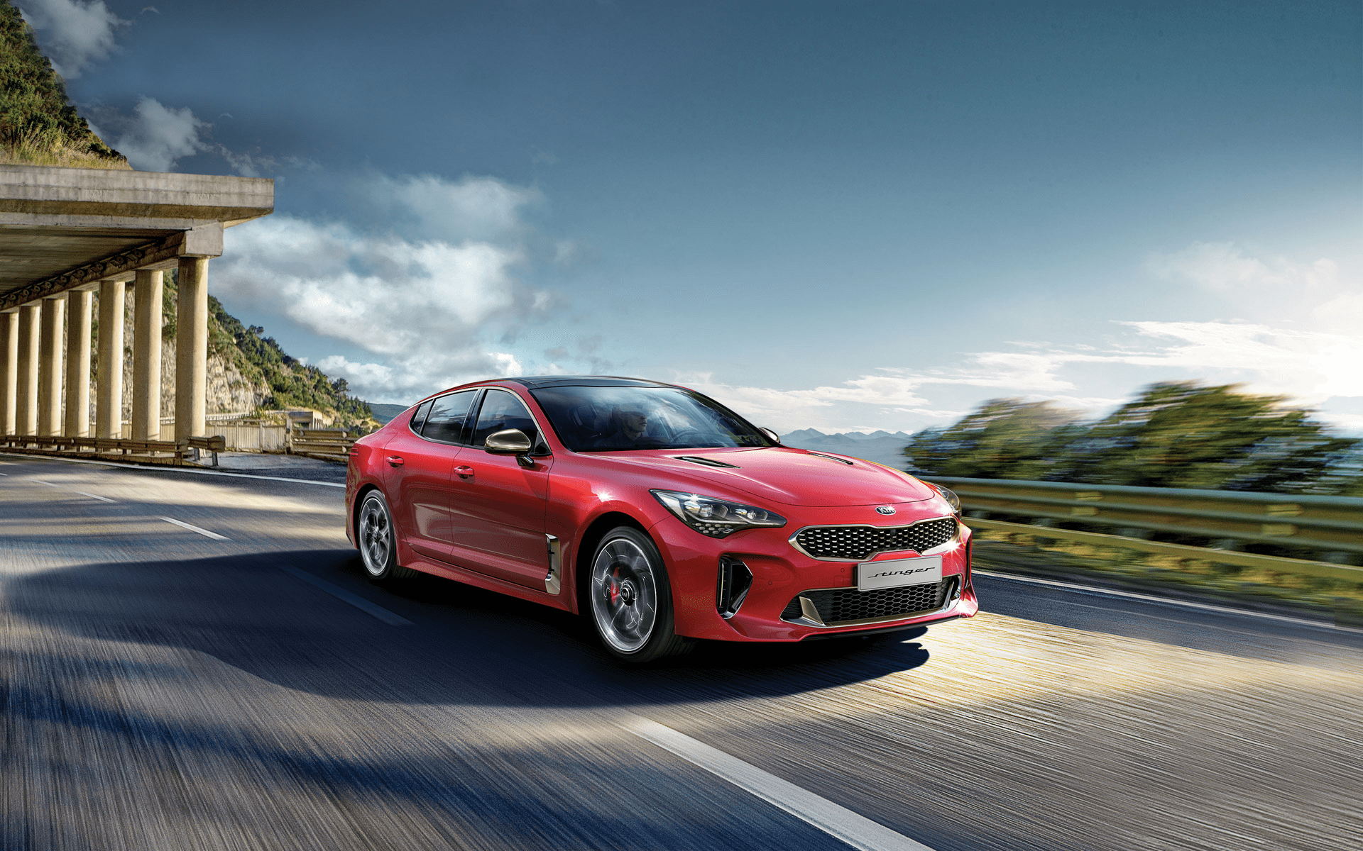 Kia Stinger New